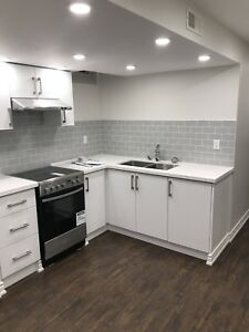 Basement Apartment for Rent (Bur Oak and Kennedy)