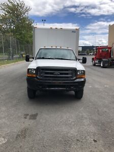 Ford F450 2001 power stroke