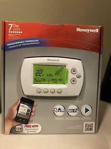 Honeywell WiFi programmable thermostats