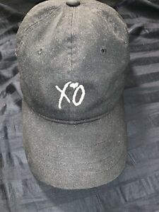 Authentic The Weeknd SnapBack from Starboy tour 2017