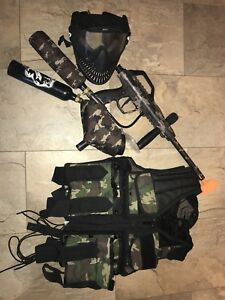 TAC 5M RECON paintball gun