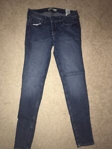 Women's Jeans Size 29 & 11- Forever 21 & Hollister