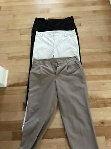 Men's Nike and Dockers golf pants 34x32