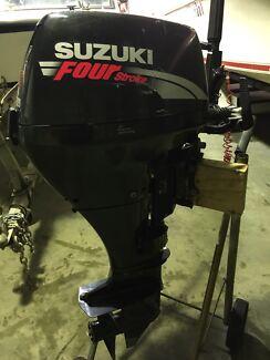 Suzuki 15Hp 4 stroke 2006