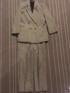 Christian Dior wool suit boys 5 t