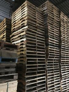 large quantity 48x40pallet skid buy & sell, 905-670-9049