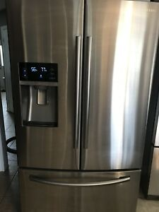 Samsung French Door Refrigerator with Twin Cooling Plus