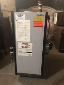 Cast Iron Hot Water Boiler