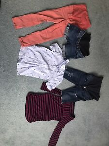 Maternity clothes size XS