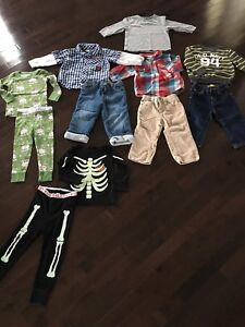 Old Navy/Baby Gap Lot Toddler Boys Clothes - Size 18-24 months