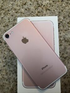 iPhone 7 - 32Gb $425.00 or best offer! NEED GONE.