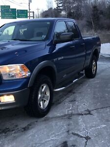 2010 Dodge TRX Truck with Plow