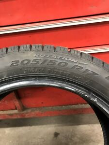 205/50R17 Pirelli Winter Tires