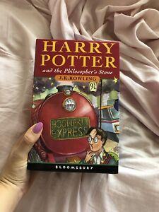 Harry Potter ORIGINAL COVERS boxed set