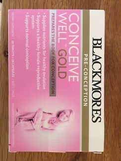 Blackmores conceive well gold - 1 month supply