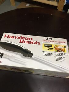 New Electric knife