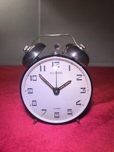 Mid Century Alarm Clock ⏰ Vintage Watch