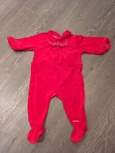 Pyjama noël souris mini 12 mois