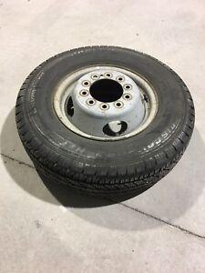 245/75/16 brand new rim and tire COOPER LT