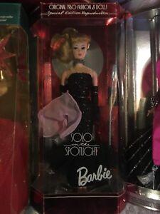 1990 Solo in the Spotlight Barbie