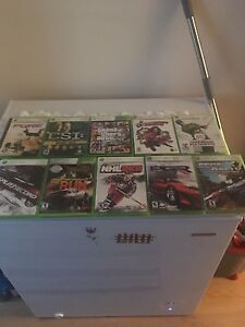 XBOX 360 GAMES IN MINT CONDITION!!!!! CHECK AD!!!!
