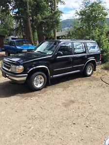 1997 Ford Explorer XL. Located in Chase