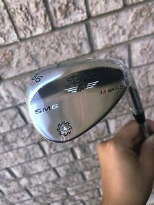 NEVER USED TITLEIST SM6 WEDGE