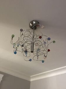 Ceiling and floor lights for sale