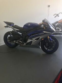 Yamaha R6 Shell Cove Shellharbour Area Preview