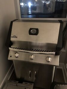 Napoleon Prestige Natural gas BBQ