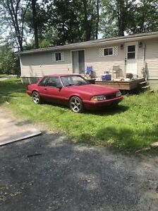 1993 mustang lx coupe 331 stroker
