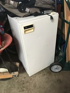Mini bar fridge, garage beer fridge
