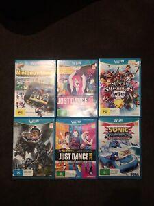 Wii U games Cheap! Perth Perth City Area Preview