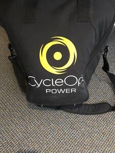 Cycle Ops Jet Fluid Pro Trainer + bag
