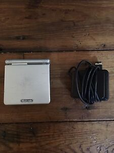 Gameboy Advance SP with Charger