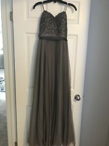 Le Chateau Grad Dress