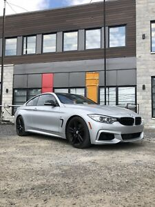 BMW 435xi stage 2 environ 420hp! Mpack Tech pack