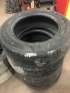 195 65R15 Khumo All Season tires