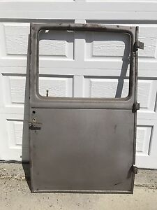 1928 / 29 Ford Model A Pickup Drivers Door Wanted