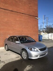 Honda Civic 2004 139000km 2nd owner all electric