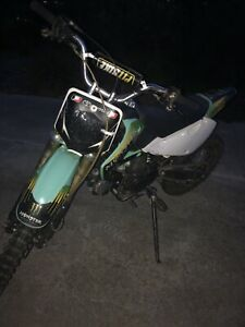 125cc pitbike (big foot)
