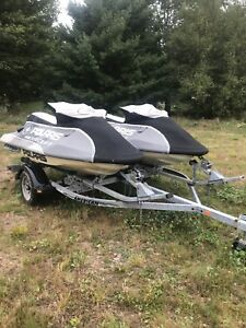 2002 Polaris Virage TX 1200