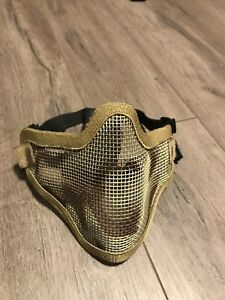 Airsoft mouth protector