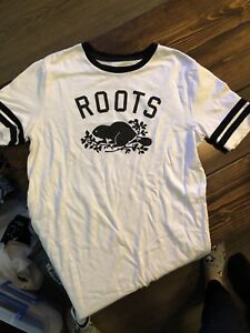 Roots T-shirt dress size medium
