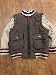 Roots fall jacket - size 4T