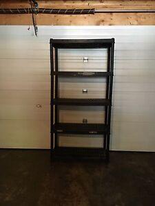 Shelf Resin Rack