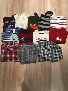 6-12 month boys clothes - many like new!!