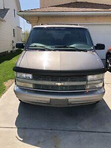 2002 Chev Astro Van
