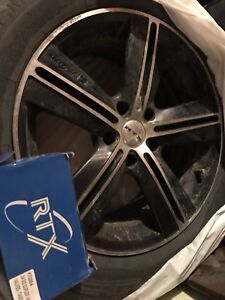 2006 Dodge Charger rims and tires Cambellton NB