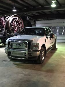 2010 Ford F-350 Crew Cab Long Box Diesel Built and Deleted